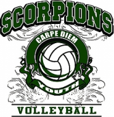 scorpions volleyball education